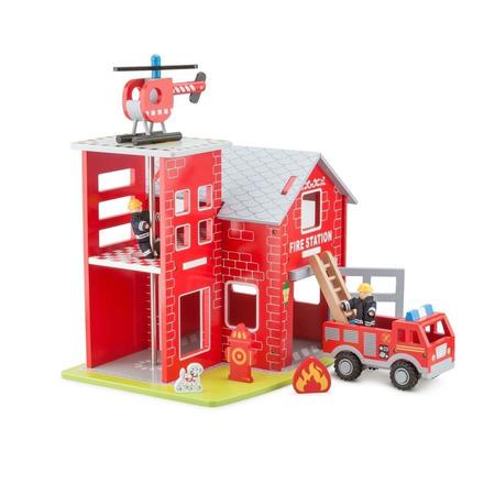 Statie de pompieri, New Classic Toys*