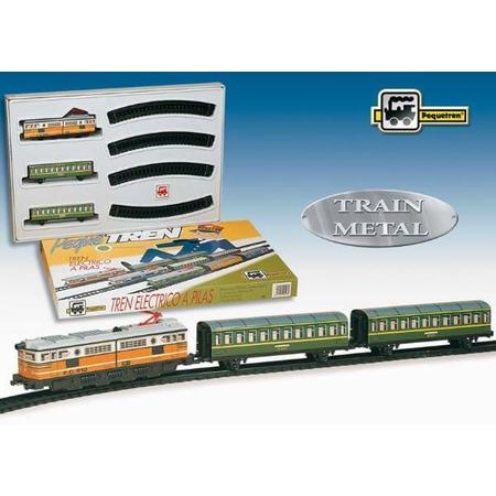 Trenulet electric calatori (clasic), Pequetren*