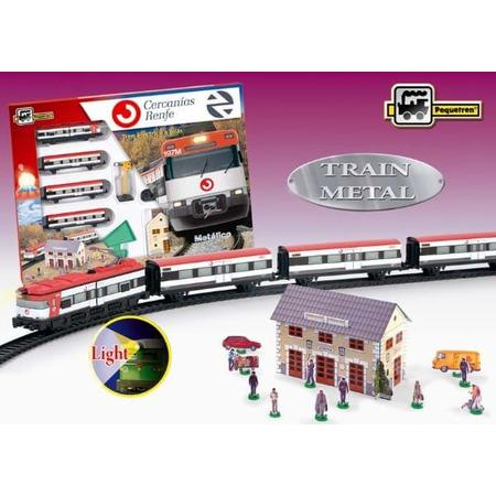 Trenulet electric calatori cercanias renfe, Pequetren*