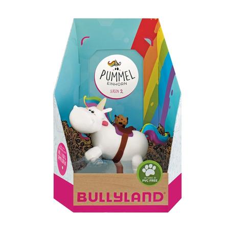 Unicornul dolofan - la calarie, Bullyland*