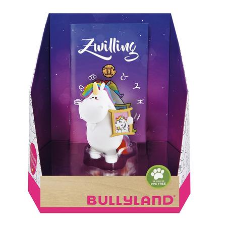 Unicornul dolofan zodiac - gemeni, Bullyland*