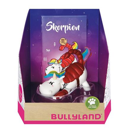 Unicornul dolofan zodiac - scorpion, Bullyland*