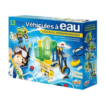 Vehicule de apa - 13 vehicule modulare, Buki France*