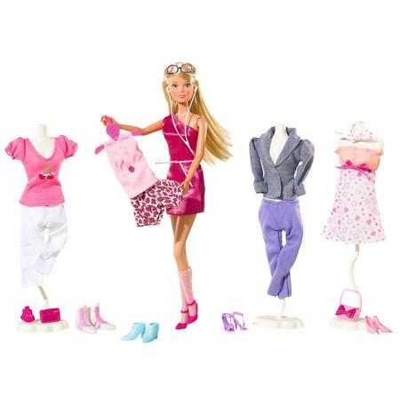 Papusa Simba Steffi Love 29 cm Mega Fashion cu 45 accesorii*