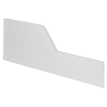 Margine de siguranta pentru patut din lemn Hubners 120 x 28 cm alb*