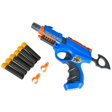 Jucarie Simba Pistol X-Power Speed Blaster cu 6 proiectile*