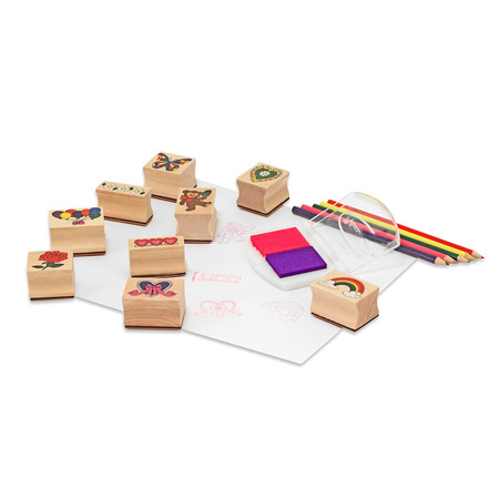 Set de stampile Prietenie Melissa and Doug*