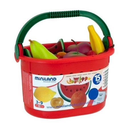 Cos cu fructe Miniland*