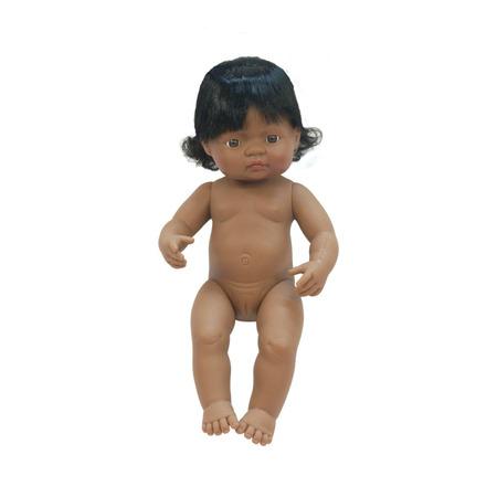 Papusa Latinoamerican Fata Miniland 38 cm *