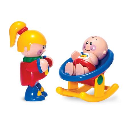 Fetita si Bebelus First Friends Tolo*