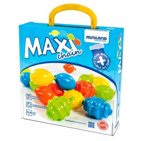 Joc de imbinat Maxichain - Miniland
