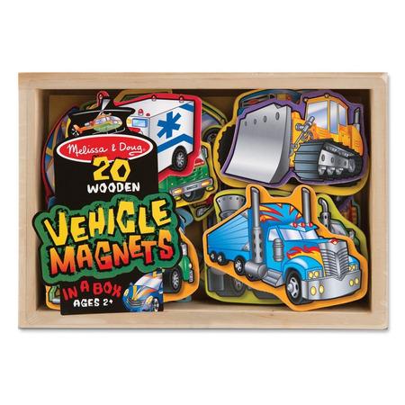 Vehicule cu magneti Melissa and Doug*