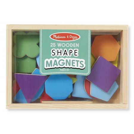 Forme magnetice din lemn*