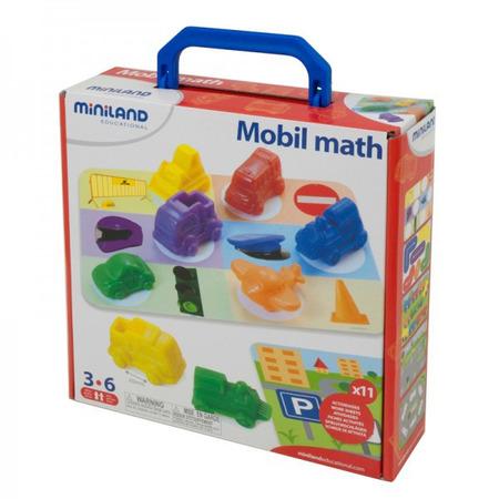 Joc matematica pe roti - Miniland*