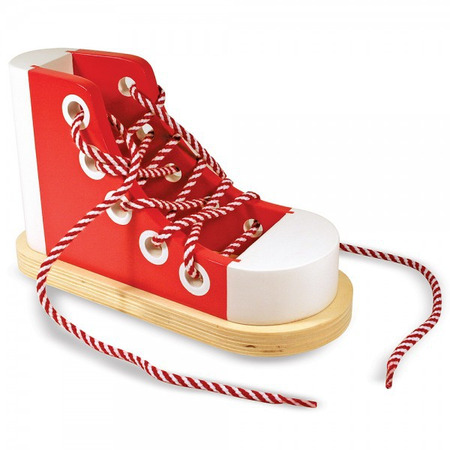 Pantof Cum sa legam sireturile*
