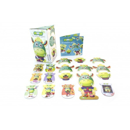 Jocul emotiilor Emo Moogy Miniland*