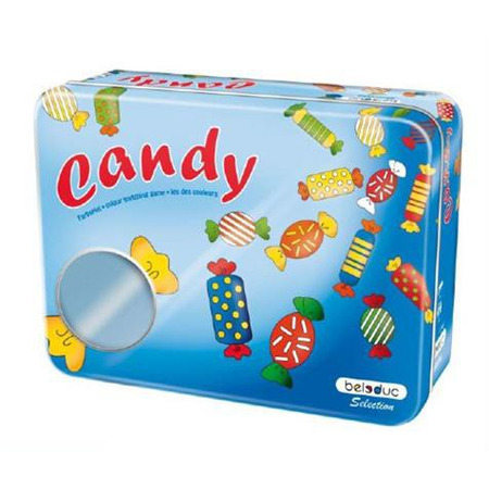 Joc Candy Metal Box Beleduc*