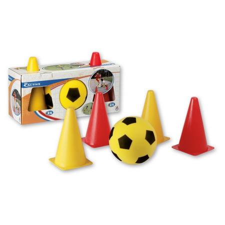 Set fotbal cu jaloane Androni Giocattoli*