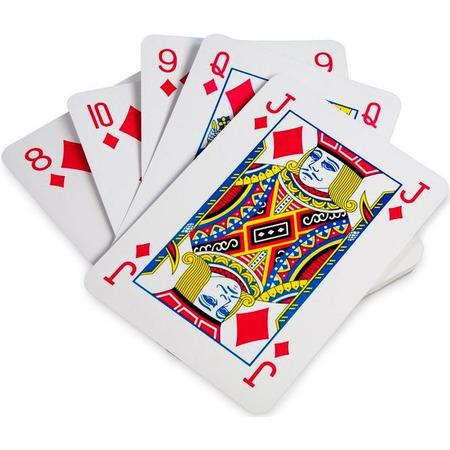 Carti de joc gigant Buitenspeel*