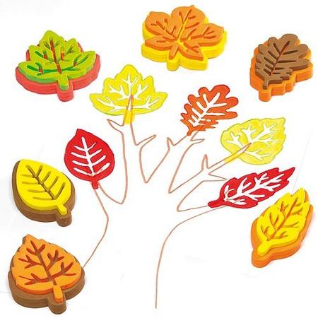 Stampile frunze - Baker Ross*
