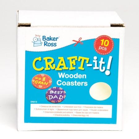 Suporti pentru pahar - Baker Ross*