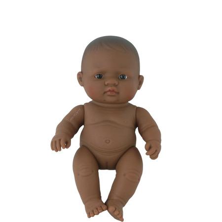 Papusa fetita sudamericana 21 cm - Miniland*