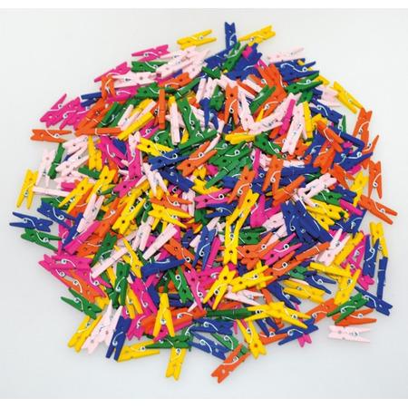 Clestisori de rufe colorati - Playbox*