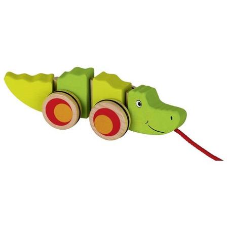 Jucarie de tras Crocodilul Groki*
