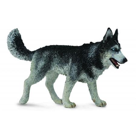 Figurina Caine Husky Siberian L Collecta*