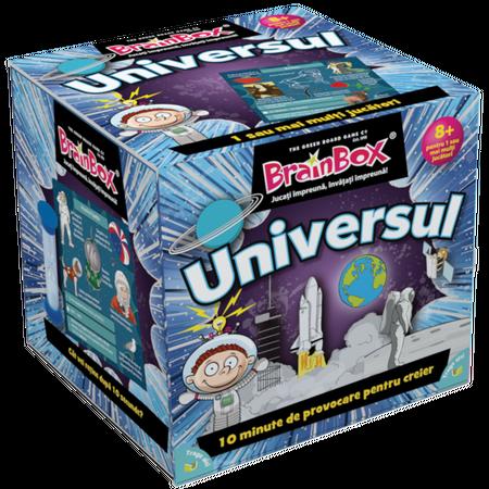 Universul – BrainBox*