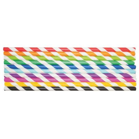 Set 50 paie din carton colorat pentru creatie - Playbox*