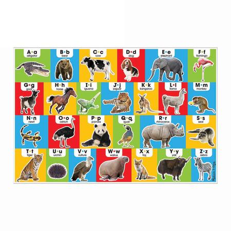 Puzzle de podea Alfabetul in engleza - Melissa & Doug*