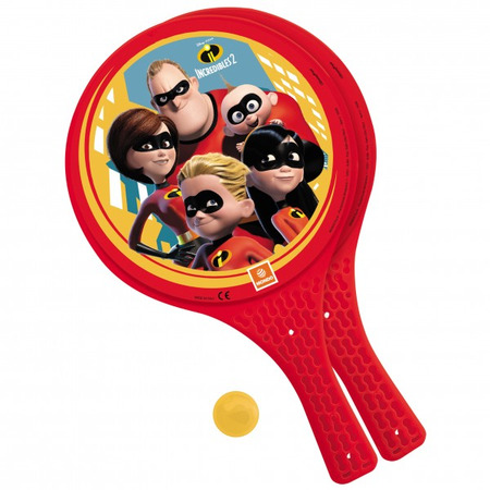 Set Palete Incredibles 2 cu Minge Mondo*
