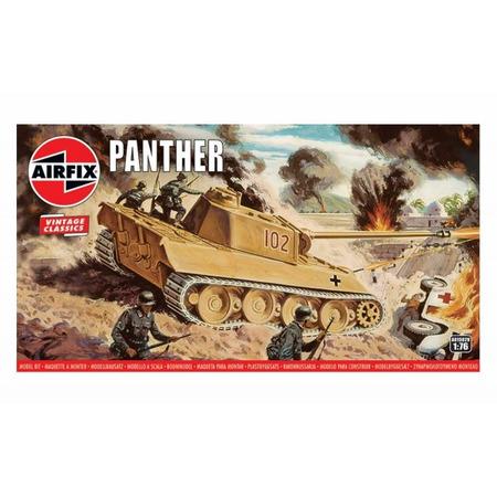 Kit constructie Airfix Tanc Vintage Classics - Panther Tank 1:76*