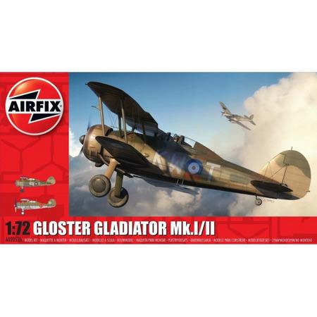 Kit constructie Airfix avion Gloster Gladiator Mk.I/Mk.II 1:72*