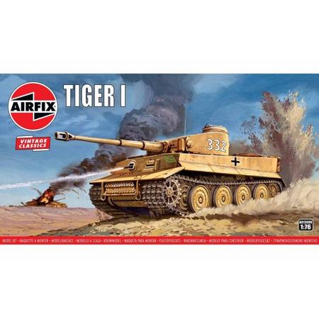 Kit constructie Airfix Tanc Tiger 1 1:76*