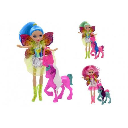 Papusa Zana Globo cu ponei si accesorii*