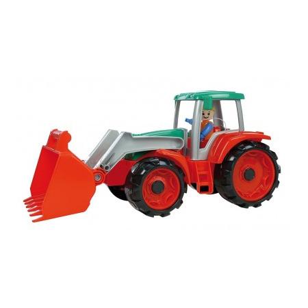 Tractor din plastic cu figurina 37 cm Truxx, Lena*