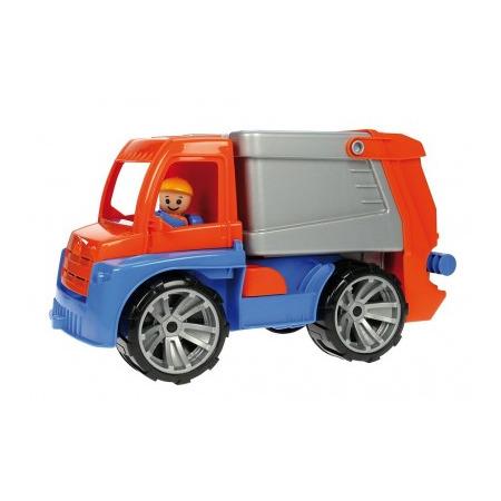 Masina de gunoi din plastic cu figurina 29 cm Truxx, Lena*