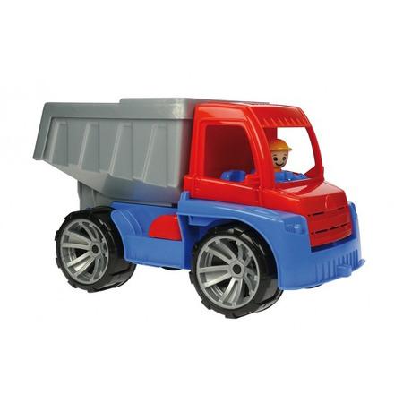 Camion basculanta 30cm Truxx din plastic cu figurina , Lena*