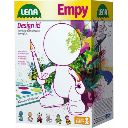Set creativ pentru colorat Figurina Lena Baiat*