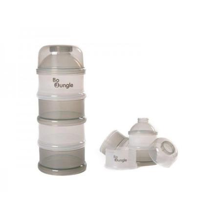 Containere gri lapte praf BO Jungle cu 4 compartimente*