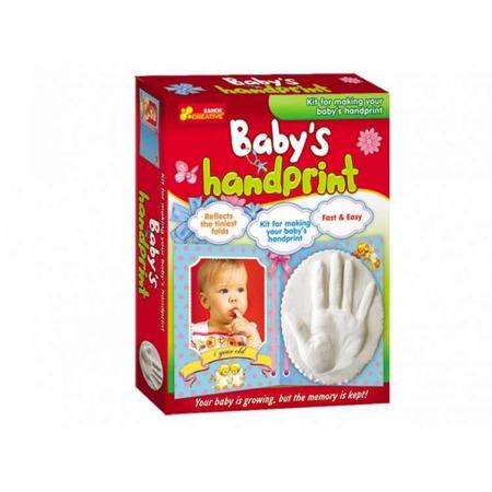 Kit amprenta pentru bebelusi Amprenta mainii copilului RANOK*