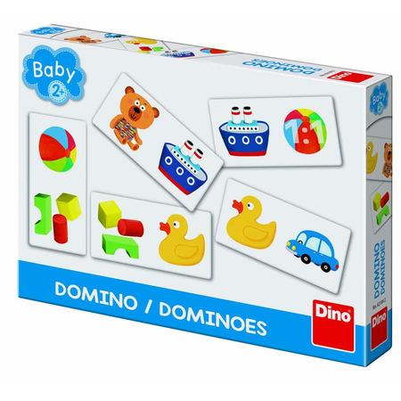 Domino - Primele mele jucarii, Dino Toys*