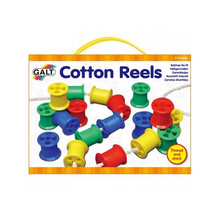Joc de indemanare Cotton Reels, Galt*
