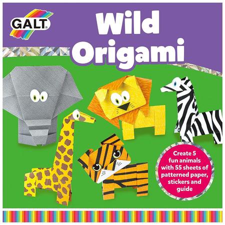 Joc Origami - Animalute salbatice, Galt*