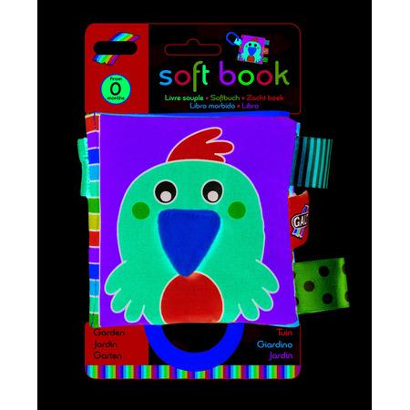 Soft Book: Carticica moale Garden, Galt*