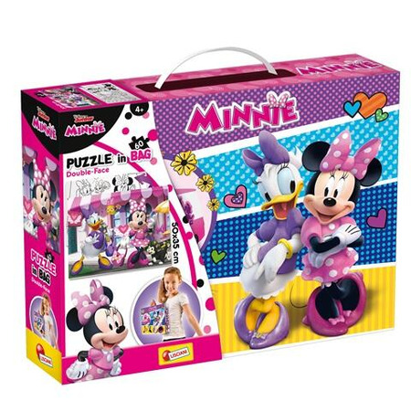 Puzzle Minnie Mouse (60 piese), Lisciani*