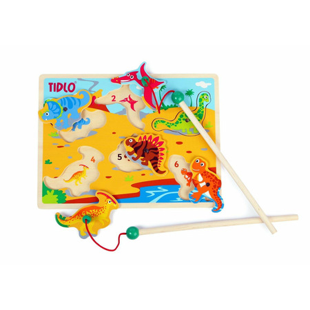 Joc magnetic - Dinozauri, Tidlo*