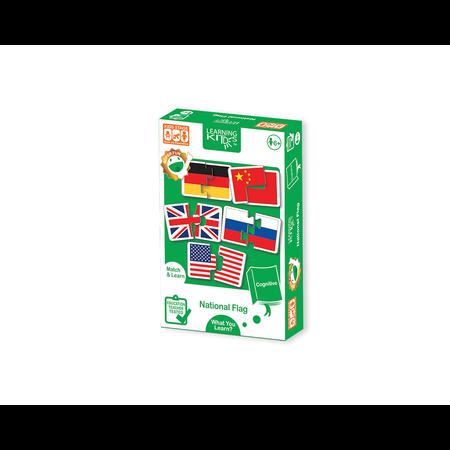 Joc de potrivire - Steagurile lumii, Learning Kitds*